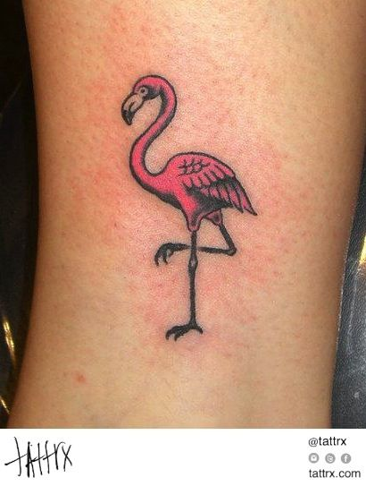 wren flamingo tattoo and pink flamingos on pinterest. Black Bedroom Furniture Sets. Home Design Ideas