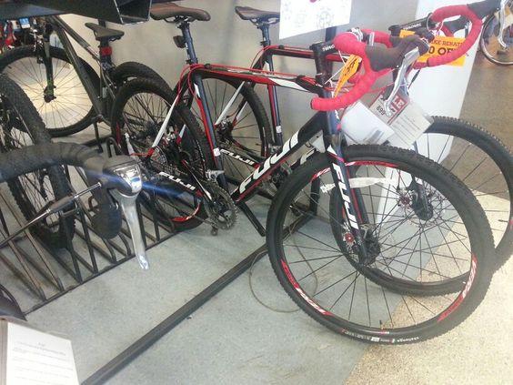 My next bike Fuji cyclocross 1.5