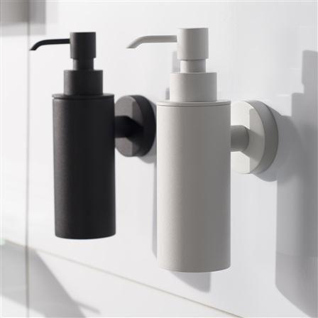 Haceka Kosmos Metal Soap Dispenser  Black  Sale BathroomModern. Haceka Kosmos Metal Soap Dispenser  Black   Project   Soap