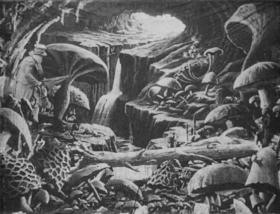 A Trip to the Moon (French: Le Voyage dans la Lune), Georges Méliès, 1902