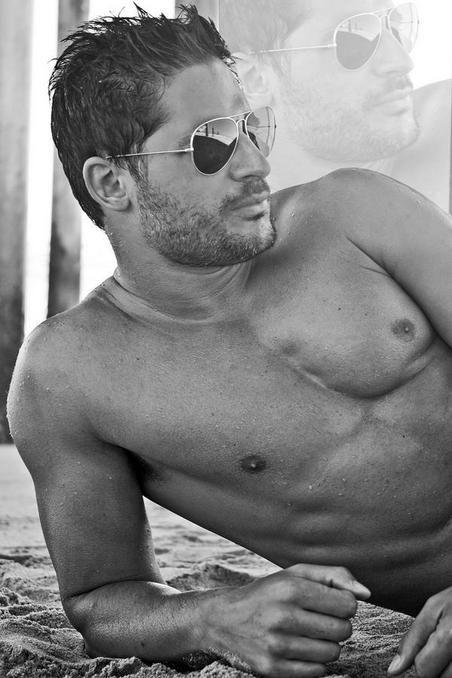 Joe Manganiello - hot.