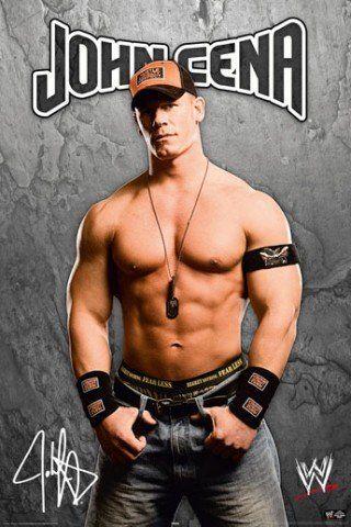 Posters: Wrestling Poster – WWE, John Cena – @Abbey Adique-Alarcon Adique-Alarcon Adique-Alarcon