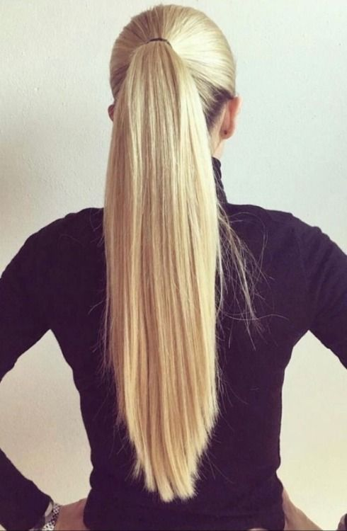 Your Hair Is Beautiful Please Share It With Us Hair Long Hair Longhair Hairstyle Hairstyles Haircut Pretty Long Hair Styles Blonde Ponytail Hair Styles