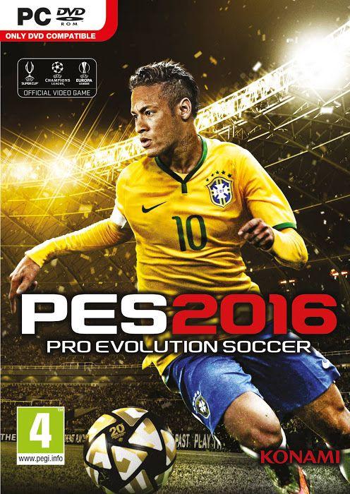Pro Evolution Soccer 2016 + Crack RELOADED