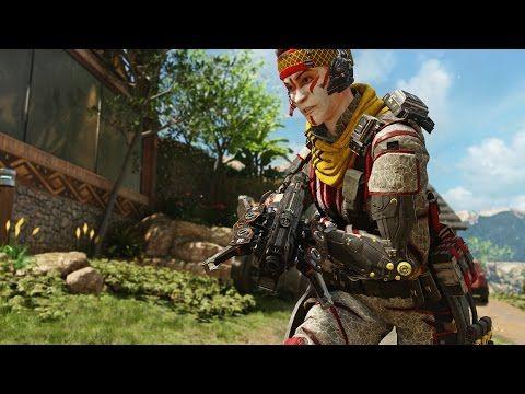 Call of Duty: Black Ops 3 recibe nuevas armas - http://yosoyungamer.com/2016/02/call-duty-black-ops-3-recibe-nuevas-armas/