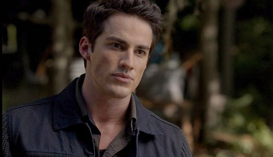 Michael Trevino as Tyler Lockwood in The Originals, Season 1, Episode 7 - Bloodletting