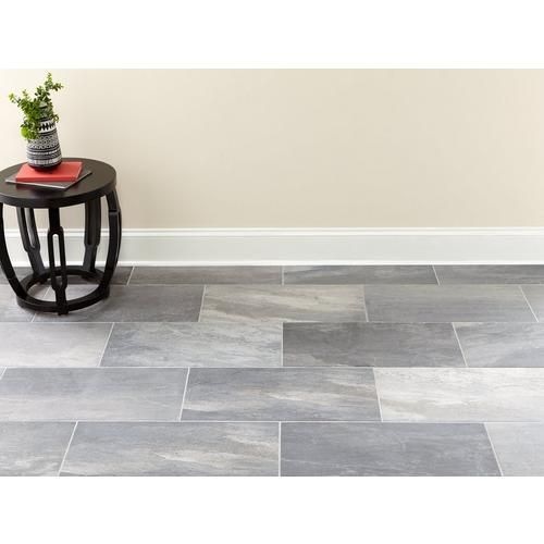Pin By Sevi Ball On Pradhan In 2020 Gray Porcelain Tile Grey Tile Kitchen Floor House Flooring