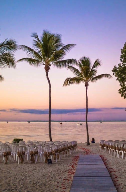 Beach Weddings Key Largo Lighthouse All Inclusive Weddings