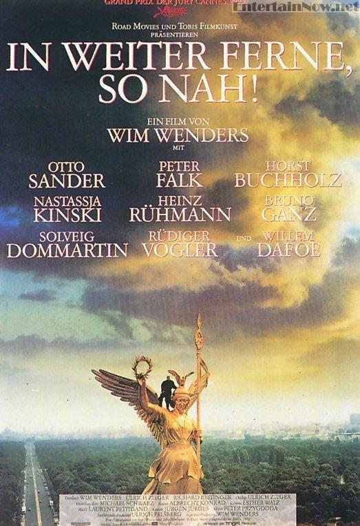Faraway So Close 1993 Closer Movie Faraway So Close German Movies