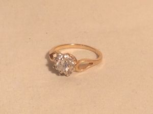 10kt Yellow Gold Ring