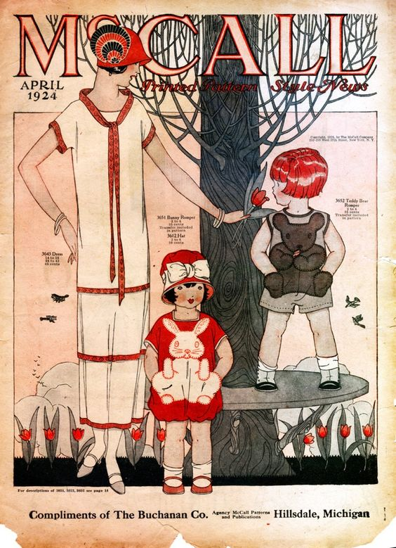 1924 McCall's: