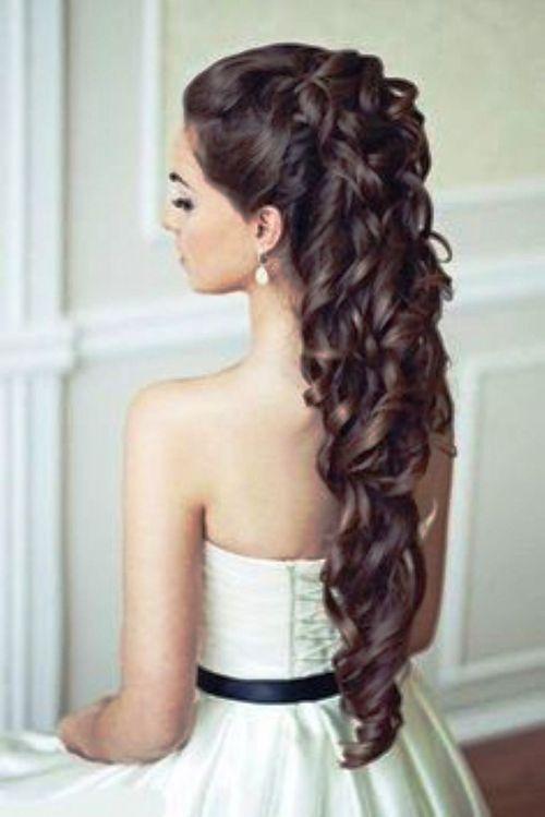 Superb Christmas Parties Wedding And Hairstyles On Pinterest Short Hairstyles Gunalazisus