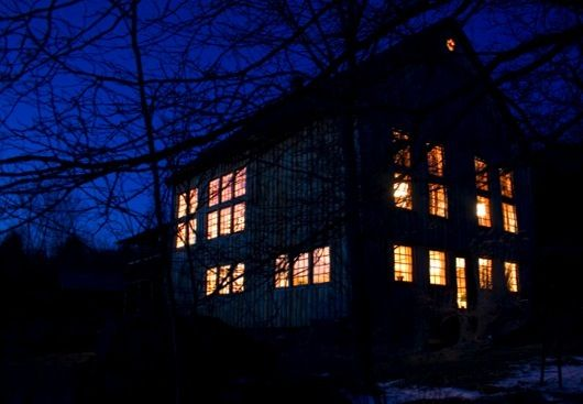 the milkweed barn --need to stay here