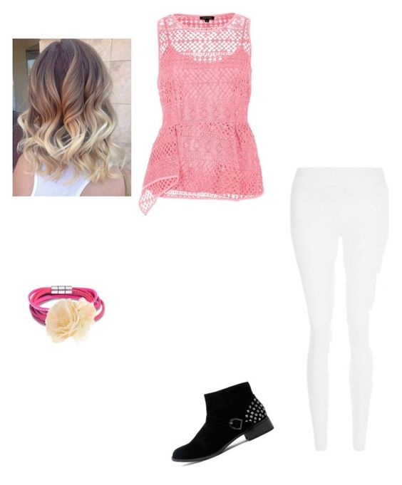 """""""violetta look"""" by elisa-xxix on Polyvore featuring New Look, Accessorize and River Island"""