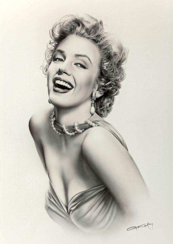 Я совершенно определенно женщина, и это меня радует... | Иллюстрации и Цитаты Мэрилин Монро. Обсуждение на LiveInternet…
