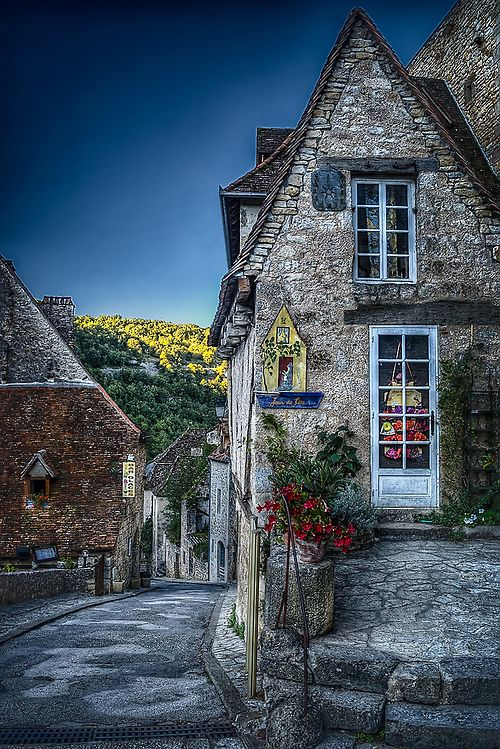 Rocamadour, France: