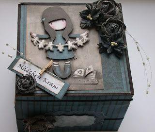 Yvonne`s Creative-Craft: Geschenk- Boxen