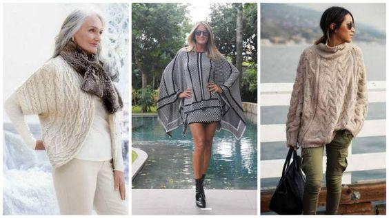 tricô entre as tendências da moda outono/inverno 2017: