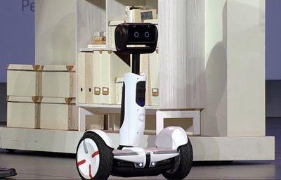 Hoverboard robótico é apresentado na CES 2016 - http://www.blogpc.net.br/2016/01/Hoverboard-robotico-e-apresentado-na-CES-2016.html #hoverboard