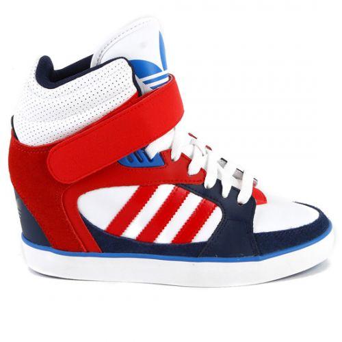 baskets compensées adidas