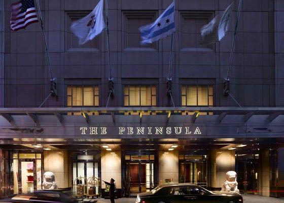 THE PENINSULA CHICAGO HOTEL