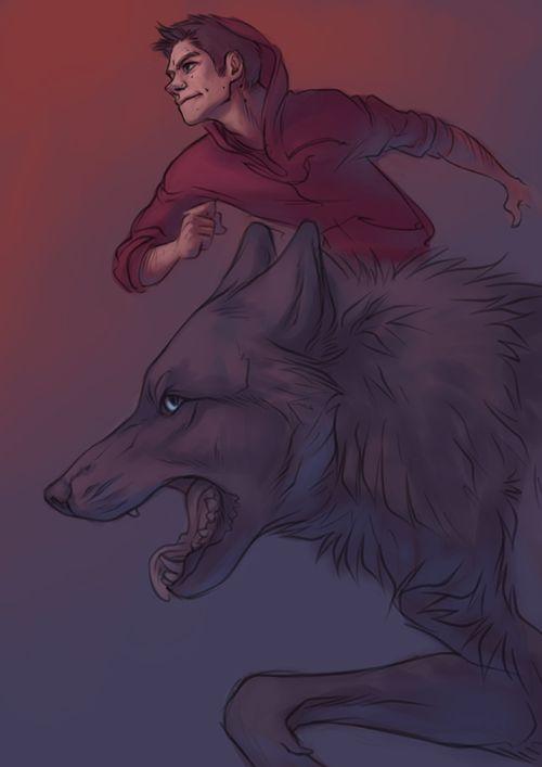 derek and stiles.com, haqbomb: I can draw all the wolf!Dereks I want...