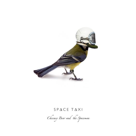"Space Taxi publican su Lp debut ""Cheeney Bear and the Spaceman"" 