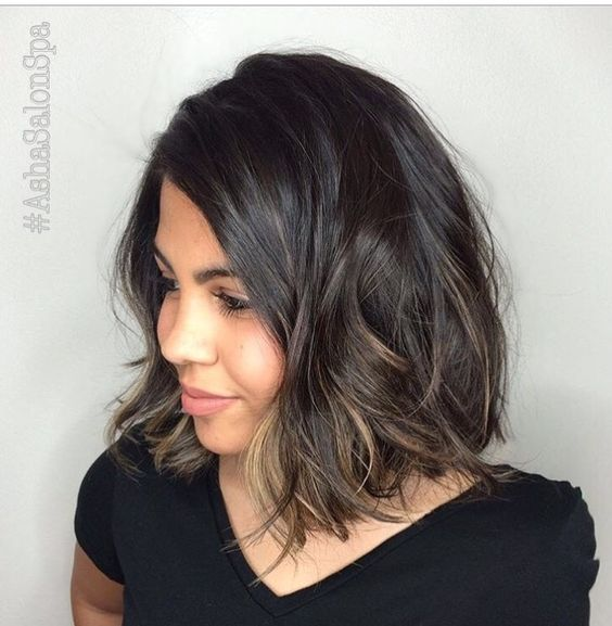 Setting those summer hair goals! Cut & Style by Susan Ford at #ashawoodfield. #ashasalonspa