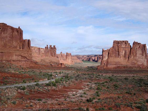#Moab #Arches-Nationalpark #USA #utah #rundreise