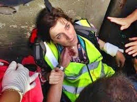 Jornalista da CNN é ferida em protesto contra a Copa em São Paulo - 12/0... DESMANDO DO .P.T. DO GOVERNO FEDERAL DA DILMA MAIS LULA DO .P.T. ESTA ASSIM UMA LOUCURA DE PODER DOS DOIS  LULA DILMA CONTRA QUEM PASSA NO CAMINHO DELES MUITA LOUCURA POR UM PAIS TE QUE VER UM CENA DESTA DE LOUCURA POR PODER DO .P.T.  FORAAAAAA