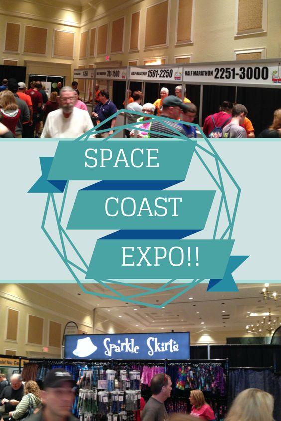 Space Coast Marathon: The Expo