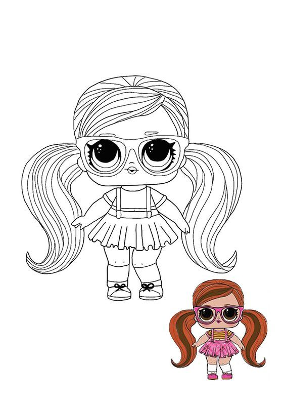 Lol Surprise Hairvibes Peanut Buttah Coloring Page Free Coloring Sheets Colorin Disney Coloring Pages Printables Cartoon Coloring Pages Free Coloring Pages