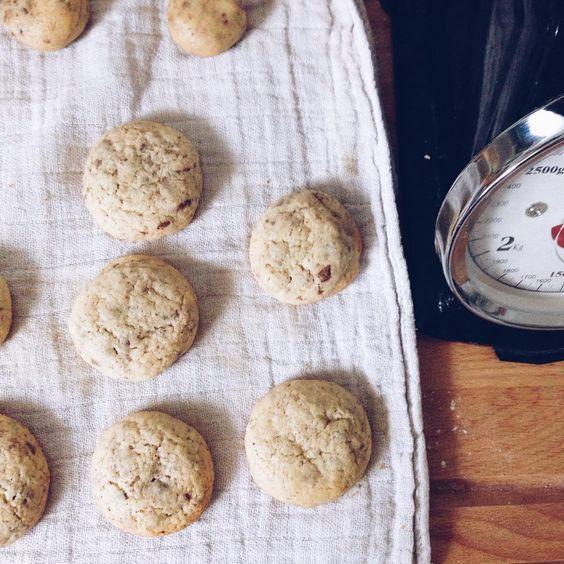 ★★ La recette inratable des cookies parfaits ★★