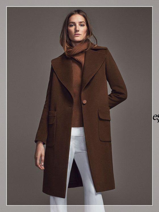 Kahverengi Bayan Blazer Ceket Modelleri Blazer Ceket Klasik Moda Mutevazi Kiyafetler