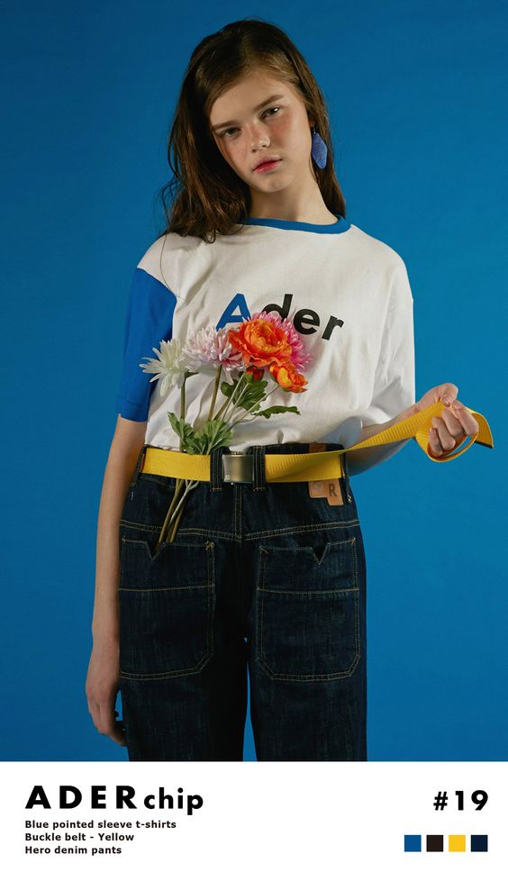 Styling with ADER color