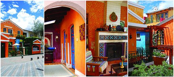 La Casa Sol - Andean Hostel in Quito, Ecuador Accommodations in Quito - Robert Whitaker stayed there.
