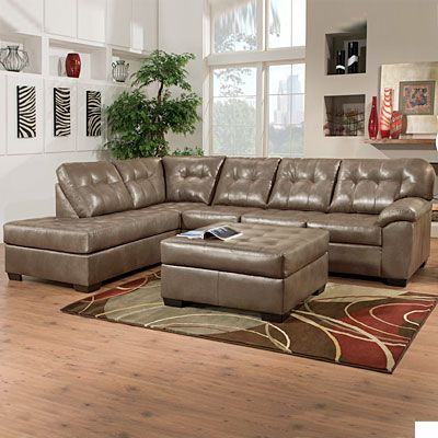 Simmons Tonto Tumbleweed 2 Piece Sectional At Big Lots