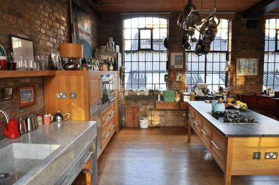 Jamie oliver jamie oliver kitchen and kitchens on pinterest for Jamie oliver style kitchen design