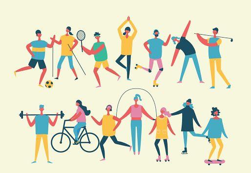 الرياضة هي عبارة عن مجهود يقوم به الشخص من خلال تأدية حركات م عي نة ي عطيها المدرب وتكون هذه الحركات حسب نوع Injury Prevention Fitness Tips Cross Training