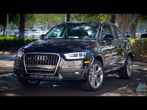 2015 audi q3 video review kelley blue book my dream car yo quiero pinterest cars. Black Bedroom Furniture Sets. Home Design Ideas