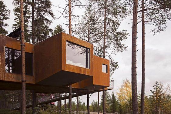 Dragonfly, Norrbottens län, 2013 - Rintala Eggertsson Architects