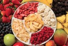 ¿Cómo hacer fruta deshidratada en casa?