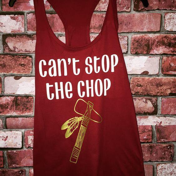Cant stop the Chop, FSU tank, Florida State Univeristy