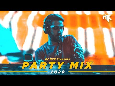 Dj Nyk New Year 2020 Party Mix Yearmix Non Stop Bollywood Punjabi English Remix Songs Youtube In 2020 Party Mix Dance Music Dj