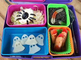 Halloween snack ideas ;)