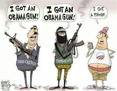 Take way guns?