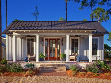 Cottage Design Ideas small cabin bedroom decor Palmetto Bluff Cottagedesign Studio Finally Finished Farmhouse Exterior
