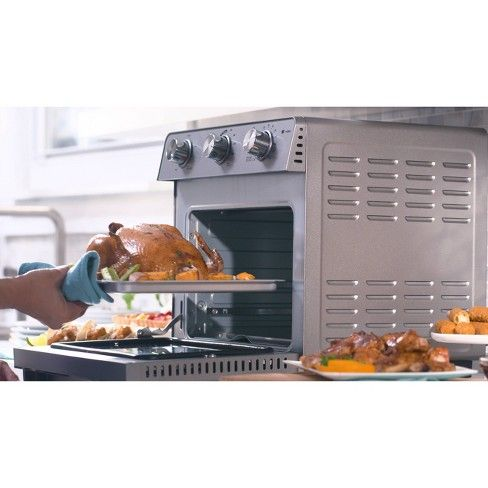 Oster Countertop Oven With Air Fryer Target Oven Cleaning
