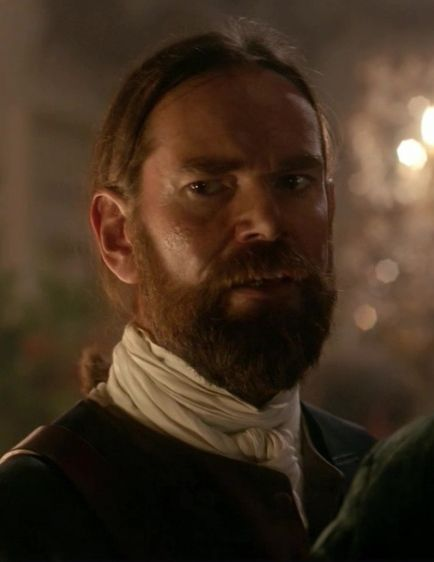 """Murtagh (Duncan LaCroix) in Season Two of Outlander on Starz, Episode Two """"Not In Scotland Anymore"""" via https://outlander-online.com/2016/04/16/1550-uhq-1080p-screencaps-of-episode-2x02-of-outlander-not-in-scotland-anymore/"""