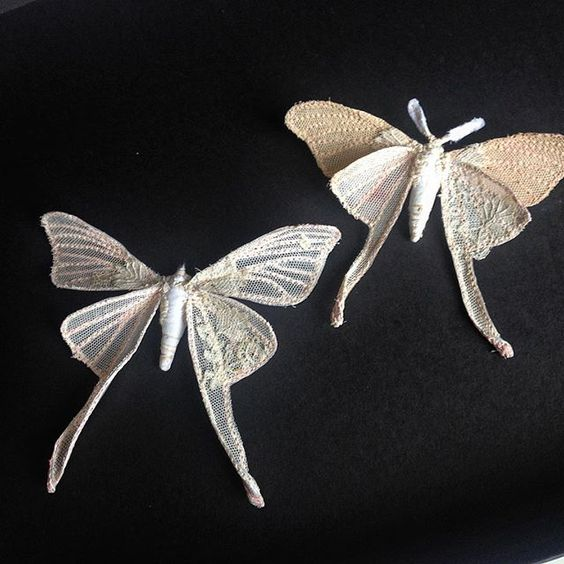my wonderful brooches !!!!!Butterfly brooch in my Etsy store!!!!! @mysouldesignart #brooch #broochhandmade  #mysouldesign #natalialubieniecka #aquitstyle #craftsposure #textilesculpture #etsyhunters #etsy #myart #butterflybrooch